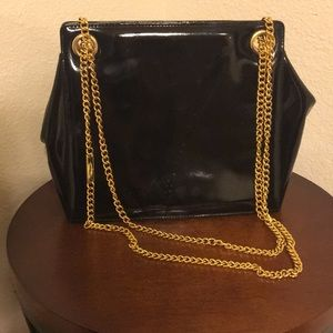 Salvatore Ferragamo Purse w/chain strap